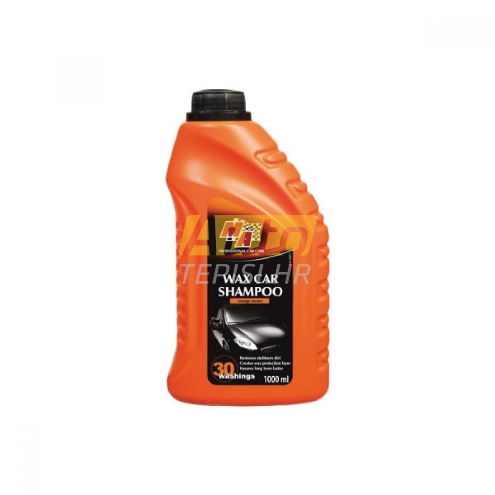 Auto šampon sa voskom, 1000ml